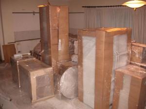 Хранение мебели и вещей
